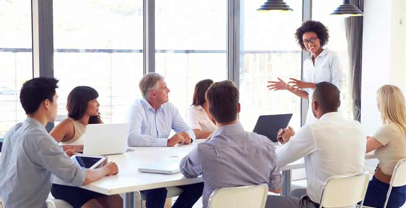 Presentations Structure Training course UK